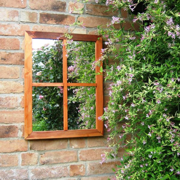 Victorian Window Garden Window Illusion