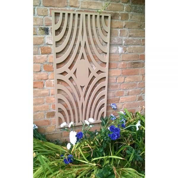 Decorative Aztec Garden Wall Panel