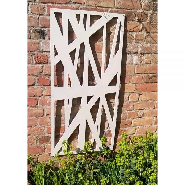 Recycled Messy Decorative Garden Wall Panel