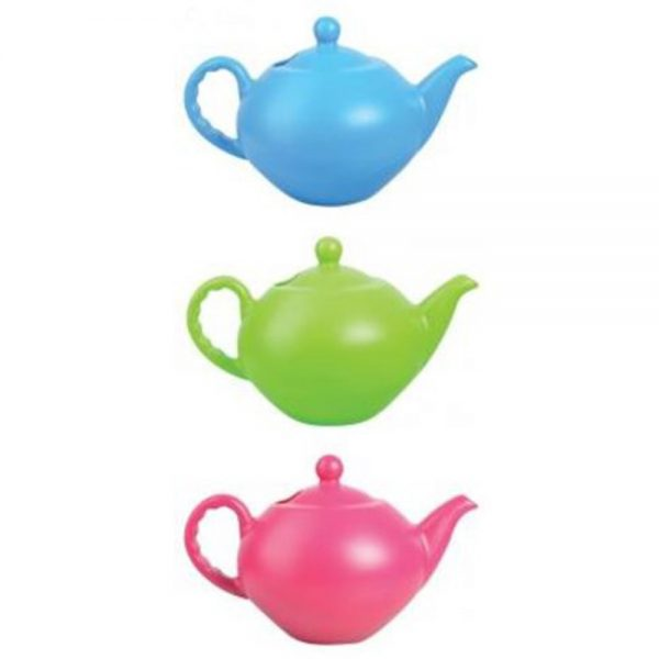 Large Teapot Watering Cans - Blue