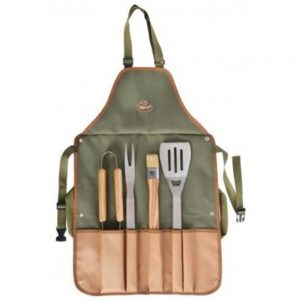 BBQ Gift Set with Apron and Tools