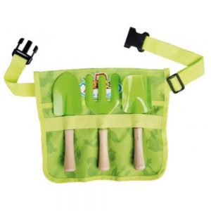 Children's Gardening Gift Set with Tool Belt and Tools