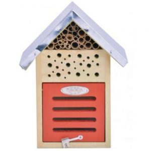 Small Wooden Insect Hotel